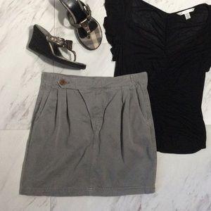 Zara TRF V-front Skirt Size 6