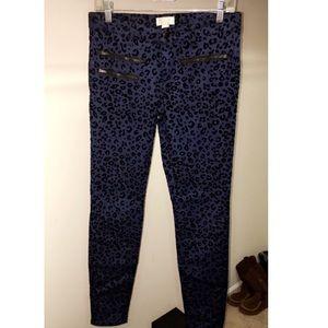 Forever21 Leopard Print Pants