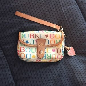 Dooney & Bourke wristlet / clutch!