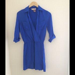 Amour Vert Dresses & Skirts - Brand New Amour Vert Silk Wrap Dress