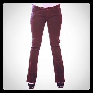 Lip Service Denim - 🎉HOST PICK 🎉 Lip Service Wax Coated Jeans-Sz 26