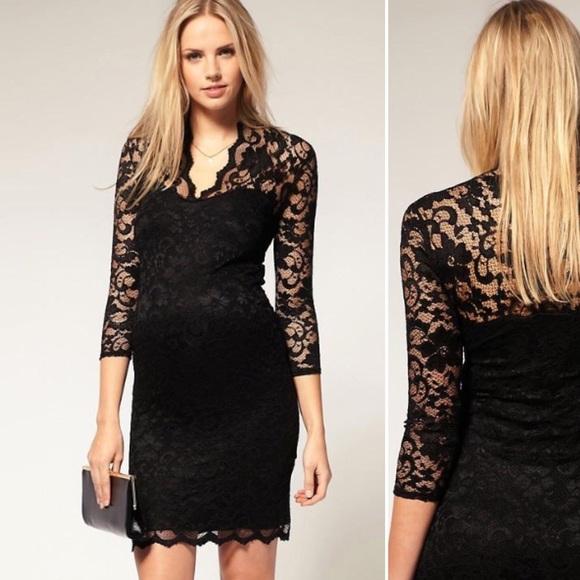 c40fd5929218d ASOS Dresses & Skirts - 🔱 LAST CHANCE ‼ ASOS Maternity Katie Lace Dress