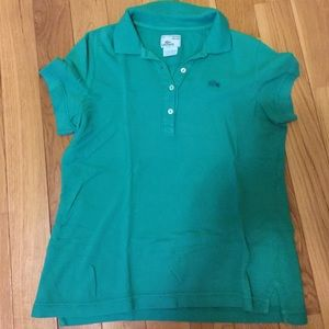 Lacoste Tops - Lacoste collared shirt