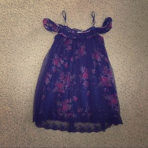 Free People Dresses & Skirts - Free People Floral Dress