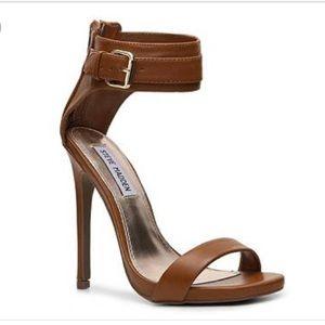 Madasyn chic ankle cuff heels by Steve Madden