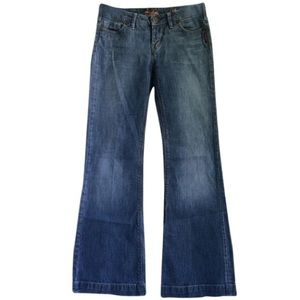Silver Jeans Denim - Silver denim