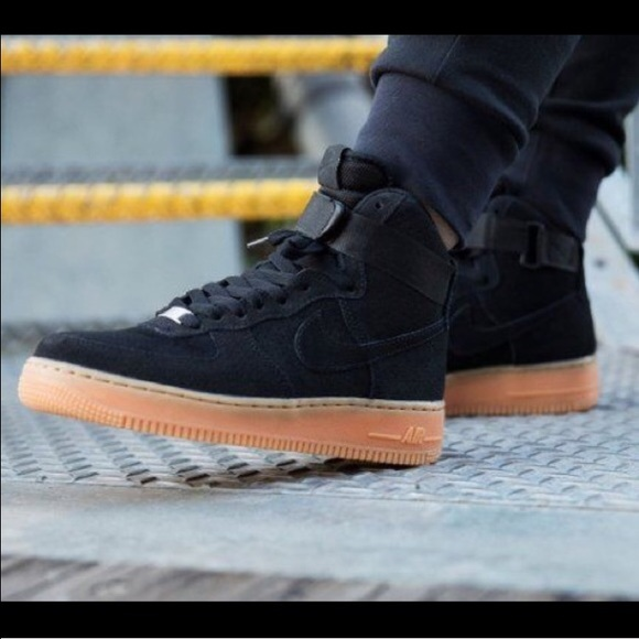 huge discount 4f7cb e5e15 Nike Air Force 1 Hi Suede