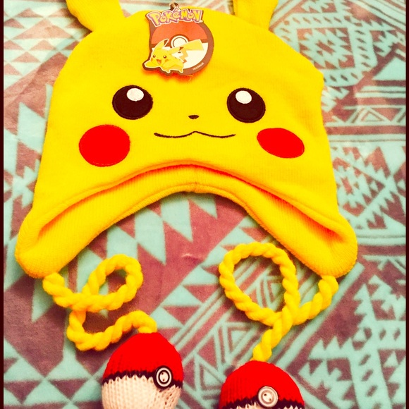 cc9d1bf74e7 Pokémon Pikachu hat