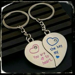 Jewelry - So In Love With You - Heart Set
