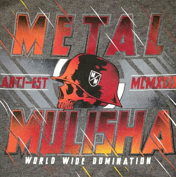 Metal mulisha world domination