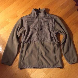 Snozu Beige/Tan Fleece Jacket