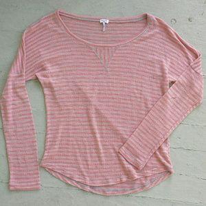 Lightweight striped Splendid sweater