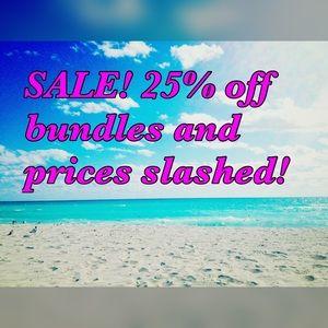 Other - Sale alert! 25% off bundles!