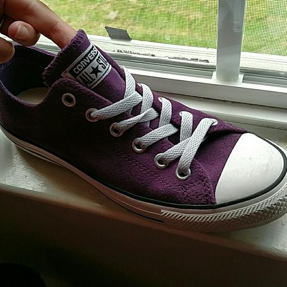 ce134f944e1303 Purple suede converse all star. M 574c4be12fd0b73b3c00251c