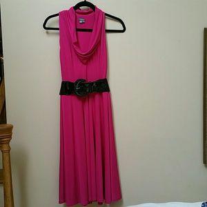 Stunning pink dress!