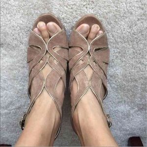 BCBGeneration Platform Sandals