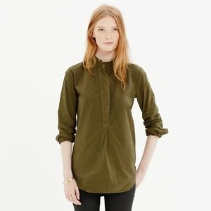 Madewell The Perfect Tunic in Cotton