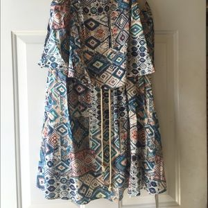 Goodnight Macaroon Boutique Boho recruitment Dress