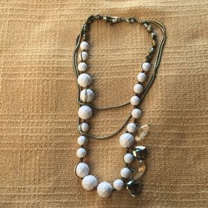2 for $20/ Anthropologie Layered Necklace