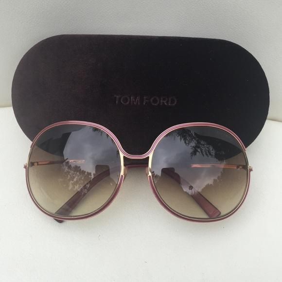 c263f21711f5 Tom Ford Alexandra Sunglasses  LIKE NEW . M 574c798ea88e7d607a06721b. Other  Accessories ...