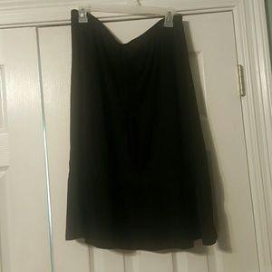 Sag Harbor Dresses & Skirts - Sag Harbor black skirt