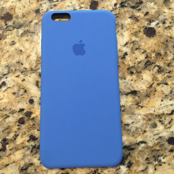sneakers for cheap a28e8 39ec0 Apple iPhone 6/6S PLUS Royal Blue Silicon Case
