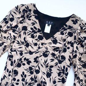 ABS Allen Schwartz Dresses & Skirts - ⚜ ABS by Allen Schwartz Floral Print Dress