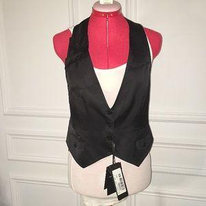 NWT Authentic D&G vest