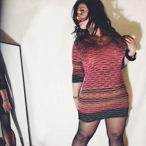 M by Missoni Dresses & Skirts - M MISSONI KNIT DRESS M