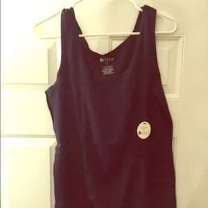 0fc55647719 jcpenney Tops - 🌼🌼 Stylus Navy Blue Plus Size Tank Top NWT 1X 🌸
