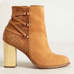 Anthropologie Shoes - {anthropologie} cottage booties