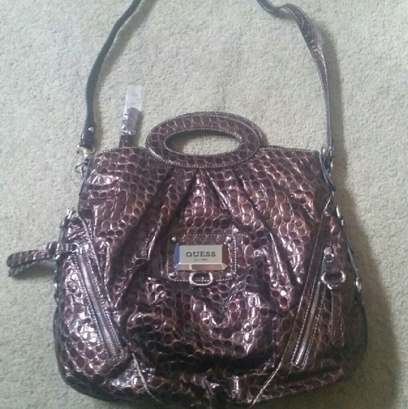 93 Off Guess By Marciano Handbags Brand New Guess Hobo