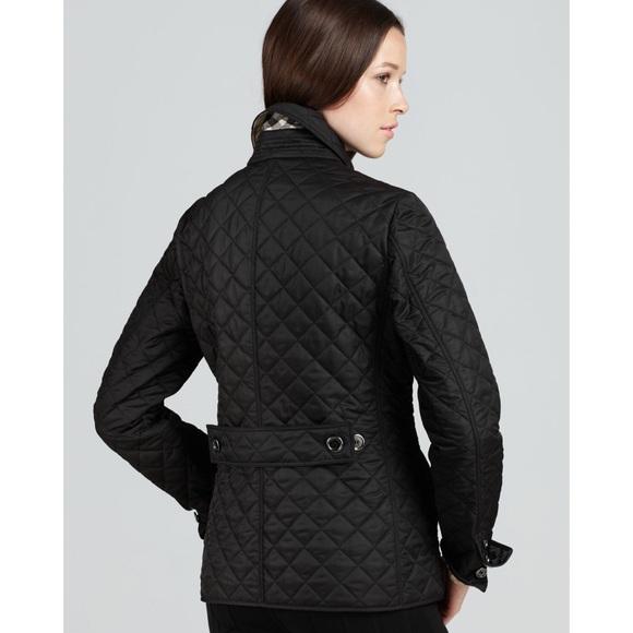 56% off Burberry Jackets & Blazers - Burberry Brit Copford Diamond ... : copford quilted jacket - Adamdwight.com