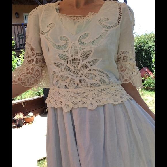 78 vintage dresses skirts vintage battenberg lace