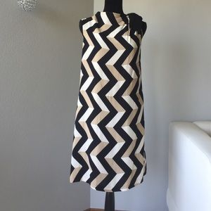RED Valentino Dresses & Skirts - Zig zag asymmetrical dress