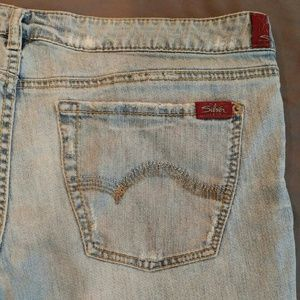 82% off Silver Jeans Denim - Silver Brand Eden style jeans size 36