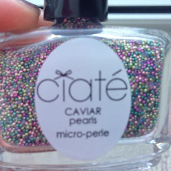 Ciate Caviar Pearls: Ciate Caviar Tutti Frutti Pearls