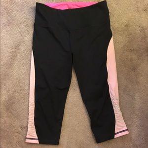 Pants - Victoria's Secret Workout Crop Leggings