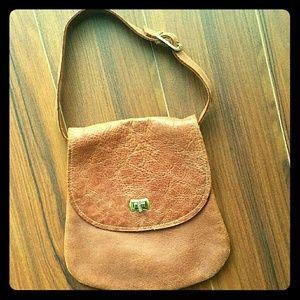 Handbags - Vintage Genuine Leather Handbag