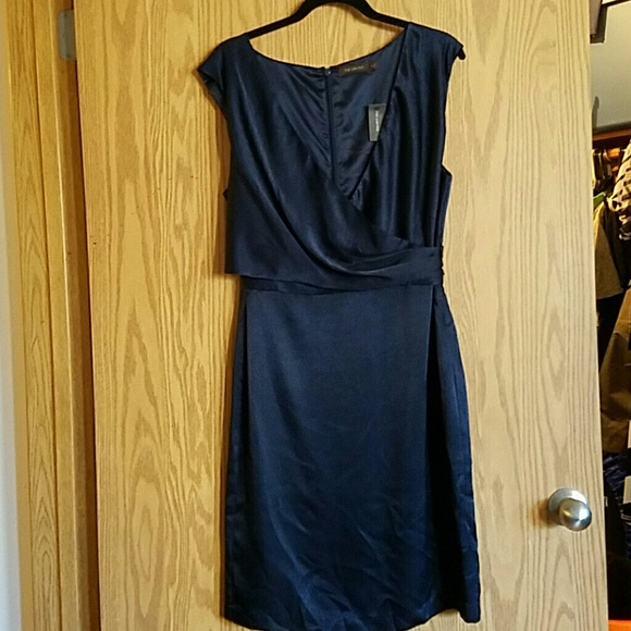 The Limited Dresses & Skirts - NWT navy party dress size 10 The Limited