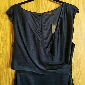 The Limited Dresses - NWT navy party dress size 10 The Limited