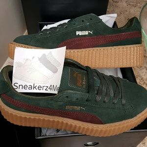 a354d8bf0e5653 ... Rihanna x Puma Creepers sz 6.5 MSG for bestPrice ...