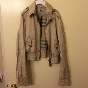 100%authentic burberry jacket