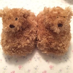 Aroma home Shoes - Aroma home teddy bear slippers