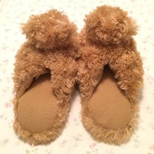 9262b765124 Aroma home Shoes - Aroma home teddy bear slippers