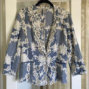 Alberto Makali Jackets & Blazers - Alberto Makali | Crochet jacket
