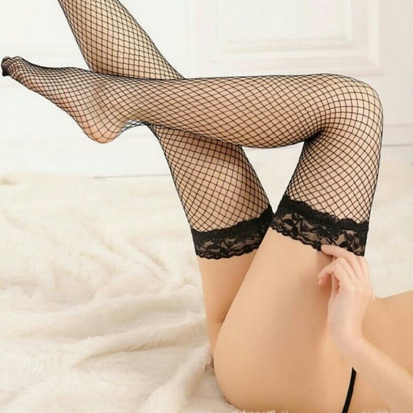 4cad685da Accessories -   Sexy Thigh high Fishnets