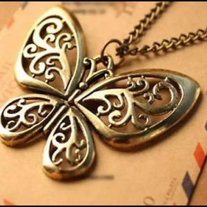 Jewelry - largeFashion BUTTERFLY necklace