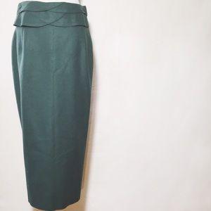 Gucci Dresses & Skirts - VINTAGE GUCCI PENCIL SKIRT IT 42 US 6