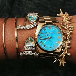 Karis' Kloset Jewelry - Stackable opal bundle